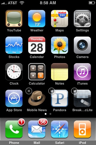 iphone-application-icons-before-delete